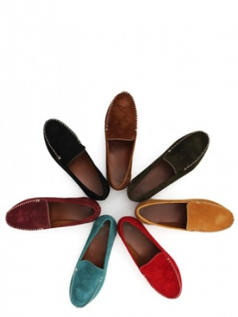 colorful loafer
